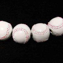 11x12MM Baseball Bead