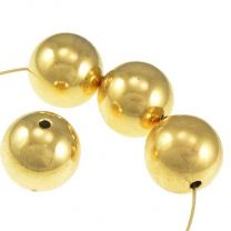 14MM Smooth Gold Plate Ball