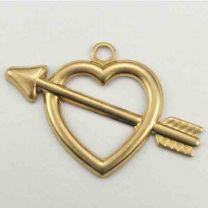 15MM_Left_Facing_Brass_Heart_