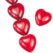 15MM Ruby Heart