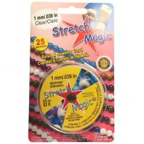 1MM Stretch Magic Elastic Bead Cord