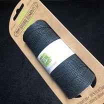 20lb Black Hemp Cord