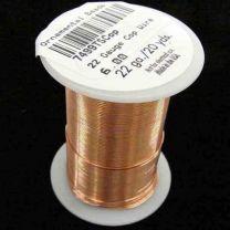 22 Gauge Copper Tarnish Resistant Wire