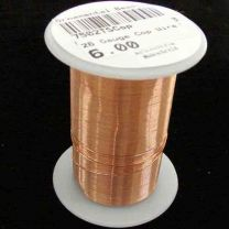 26 Gauge Copper Tarnish Resistant Wire