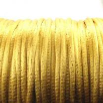 2MM Gold Rattail Cord