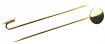 2 Inch Stick Pin with 10MM Pad