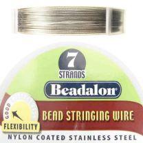 30_Ft_018_Diameter_7_Strand_Bright_Beading_Wire