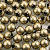3MM Antique Brass Plate Ball