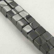 4MM Cube Magnetic Hematite