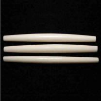 4_Inch_Bone_White_Oval_Hairpip