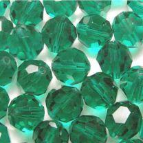 6MM Emerald Swarovski Ball