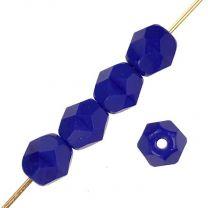 6MM Royal Blue Fire Polish Ball