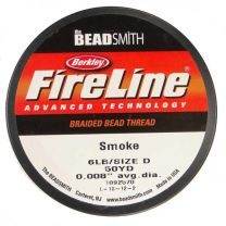 6lbSize_D_Smoke_Berkley_Fireline_Braided_Bead_Thread