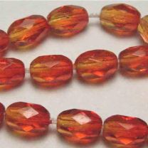 7X5MM_Hyacinth_and_Jonquil_Two_Tone_Fire_Polish_Oval