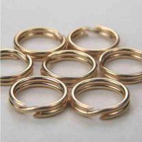 8MM_Gold_Filled_Split_Ring