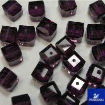 Amethyst_6MM_Cut_Cube_Swarovsk