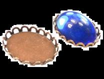 Antique_Copper_Plate_18x13MM_Lace_Edge_Cab_Setting