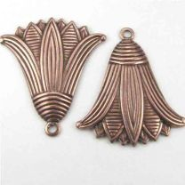 Antique_Copper_Plate_22MM__Lot