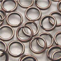 Antique_Copper_Plate_6MM_Split_Ring