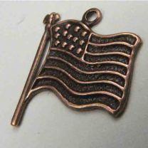 Antique_Copper_Plate_Flag_Pend