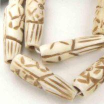 Antiqued_White_Bone_Carved_Flo