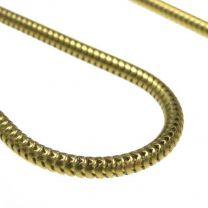 Brass 2MM Snake Chain