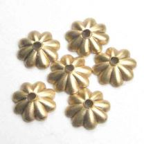 Brass_Fluted_Cap_For_7MM_Bead