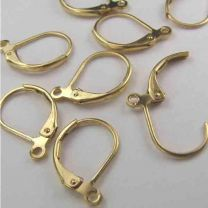 Brass_Leverback_Ear_Clip_with_