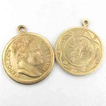 Brass_Napoleon_Coin_23MM