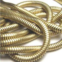 Brass Snake Chain 4MM