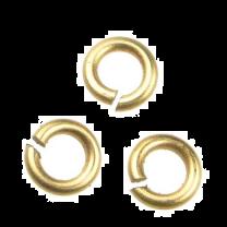 Brassl 4MM Open Jump Ring 20 Gauge