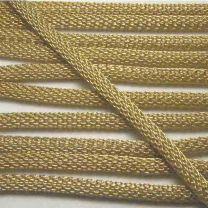 Bright Brass 36 Inch Mesh Rope