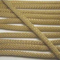 Bright Brass 42 Inch Mesh Rope