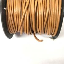 Cappuccino 1MM Leather Cord