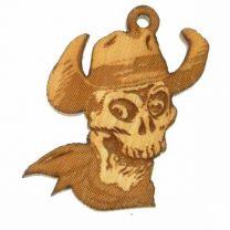 Cowboy_Skull_Burned_Wood_Penda