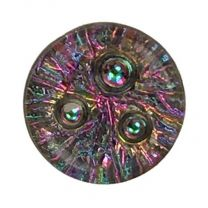 Electra 10MM Mirrored Glass Stone
