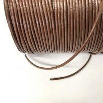 Espresso 15MM Leather Cord