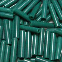 Forest_Green_Opaque_Bugle_18x4MM_
