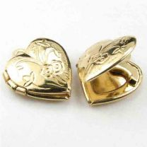 Gold_Plate_10MM_Floral_Heart_L