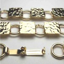 Gold_Plate_10MM_Square_Chain_7_Inch_Bracelet