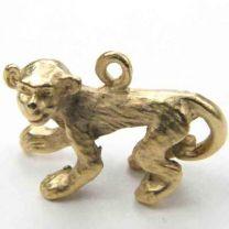 Gold_Plate_13x20_Monkey_Chines