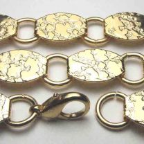 Gold_Plate_14X9MM_Oval_Chain_7_Inch_Bracelet