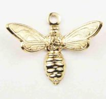 Gold_Plate_17x11MM_Bumble_Bee