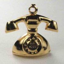 Gold Plate 18x14 Phone 3-D