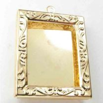 Gold Plate 30x24 Picture Frame