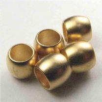Gold_Plate_5x6MM_Barrel_Bead