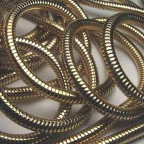 Gold Plate Snake Chain 4MM