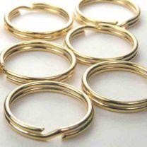 Gold_Plate_Split_Ring_12MM