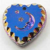Heliotrope_Heart_with_Silver_M