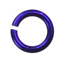Indigo_18_gauge_65MM_OD_Open_Anodized_Aluminum_Jump_Ring